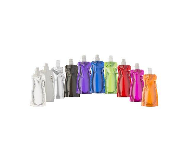 Squeeze Dobrável Plástico 480ml XB12459 (MB1175.0120)
