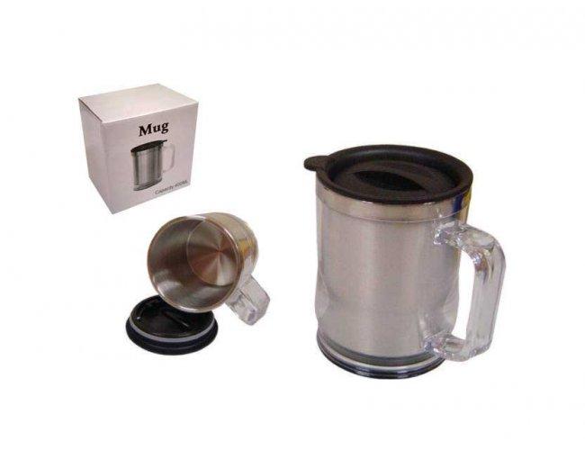 Caneca de Inox 400ml PT141884 (MB1790.0220)