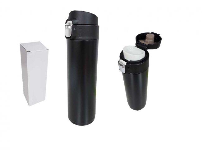 Garrafa Metal/Inox Térmica 425ml PT143386 (MB11636.0421)