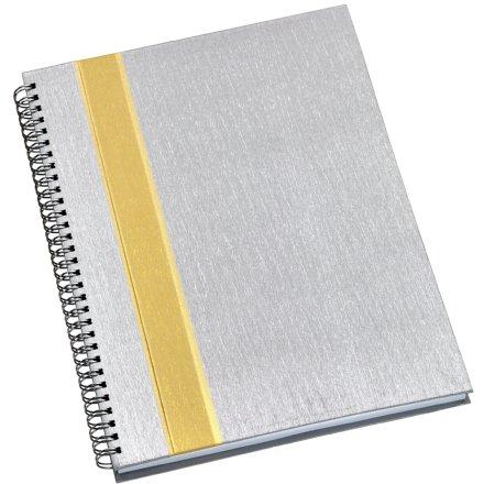 Caderno Negócios 20,5x27,5cm LG313L (MB11521.1120)