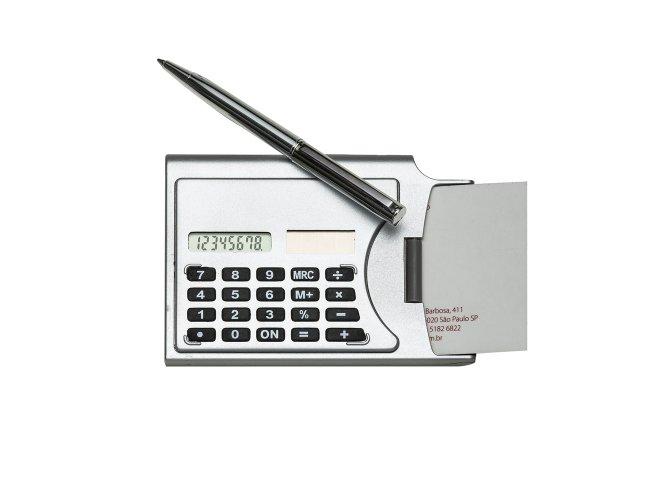 Calculadora Porta Cartão XB3919