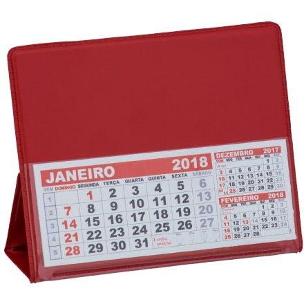 Calendário de Mesa em PVC LG42 Colorido (MB1106.0719)