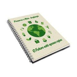 Caderno Off Set Reciclado 20x28cm 96 Folhas (MB12025.1018)