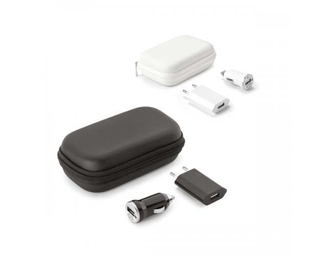 Kit de Carregadores USB SP57326 (MB11350.0820)