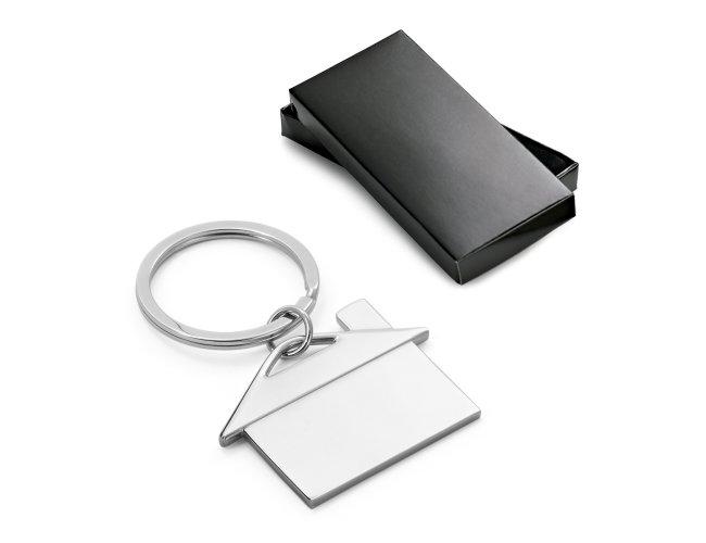 Chaveiro De Metal Com Formato De Casa SP93084 (MB1400)