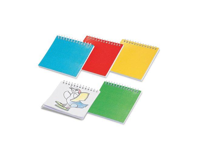 Caderno Para Colorir SP93466 (MB1168)