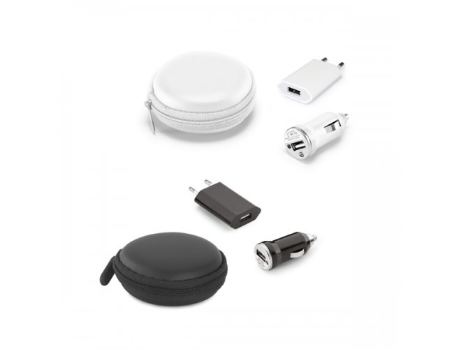 Kit de Carregadores USB SP97312 (MB11288.0919)