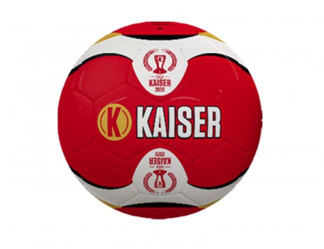 Bola de Futebol de Campo Oficial Costurada