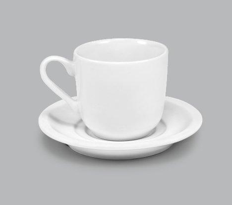 Xícara de Chá  c/ Pires 250ml BV11