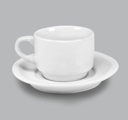 Xícara de Chá c/ Pires 165ml BV22 (MB11129.0318)