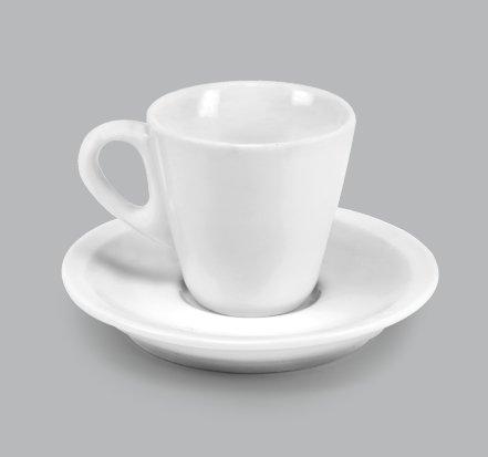 Xícara de Café c/ Pires 50ml BV299 (MB1891.0720)