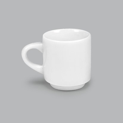 Xícara de Porcelana 75ml BV380 (MB1677.0920)