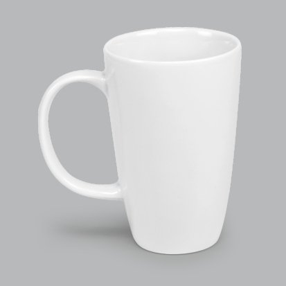 Caneca de Porcelana 400ml BV404 (MB11042.0219)
