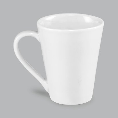 Caneca de Porcelana 300ml BV65 (MB1972.0320)