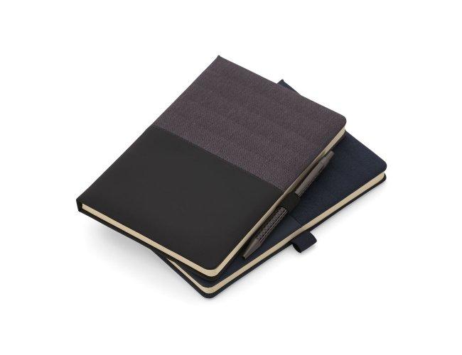 Bloco e Anotações 80F C/Pauta 21,5x14,5cm XB14316 (MB11800.0720)