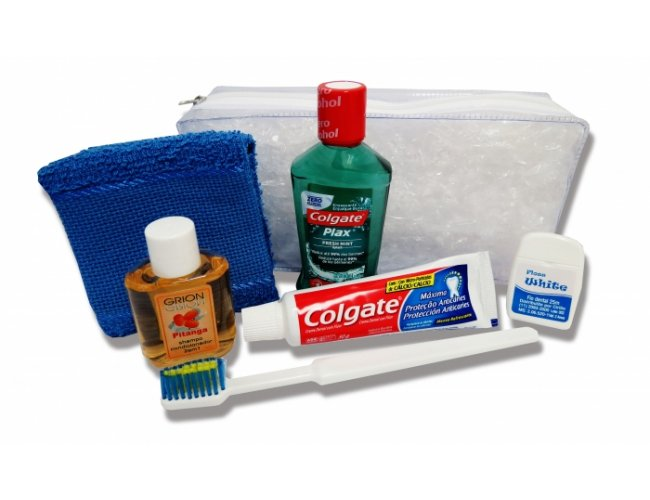 Kit Higiene Bucal 7pçs CDCK017 (MB11620.0819)