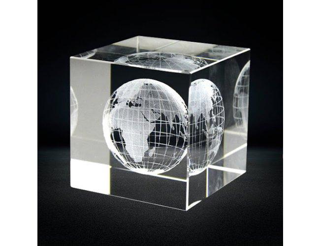 Cubo de Cristal 6x6x6cm (MB15600)