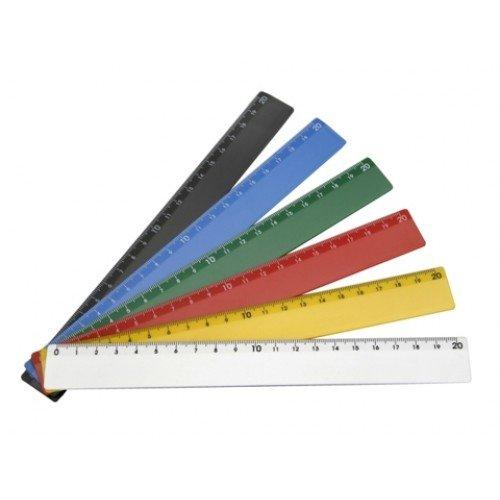 Régua Plástica 20cm CYB139 (MB1038.0120)