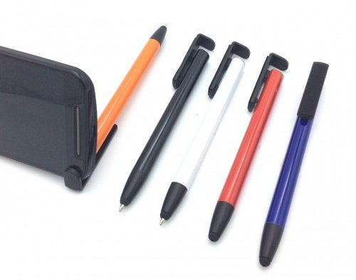 Caneta de Alumínio Touch Porta Celular XB13589 / ES18202B (MB1400.0221)