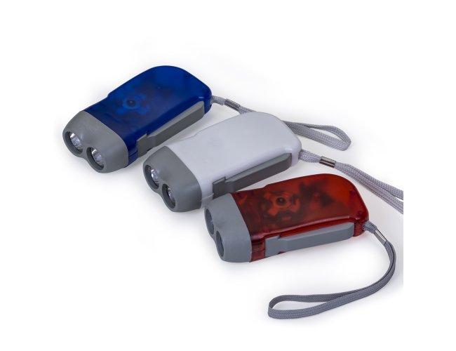 Lanterna Dínamo 2 Leds XB2602/PT141864 (MB1324.0821)