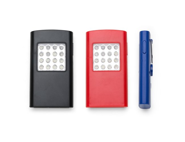Lanterna Plástica com Imã XB12906/PT143229 (MB1635.1021)