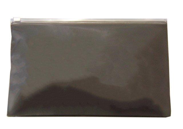 Pasta Zip em PVC Alklear 33x24,5cm BIO-ZIP (MB1416)