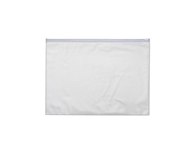 Pasta Zip em PVC Cristal 25x35cm XB13253 (MB1250.1021)
