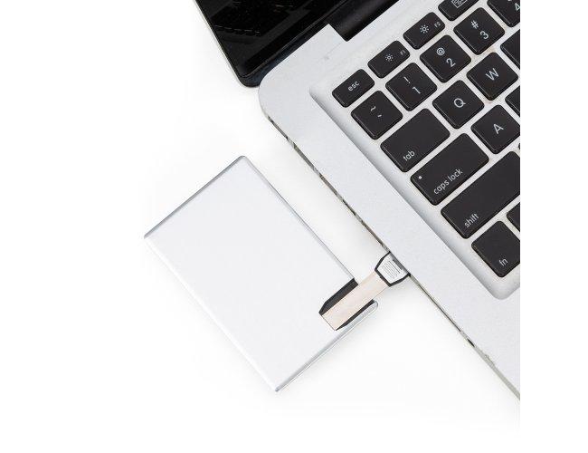 Pen Card 4GB Alumínio XB051-4GB