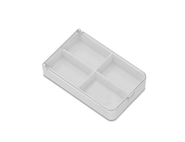Porta Comprimido Plástico XB14245 (MB1210)