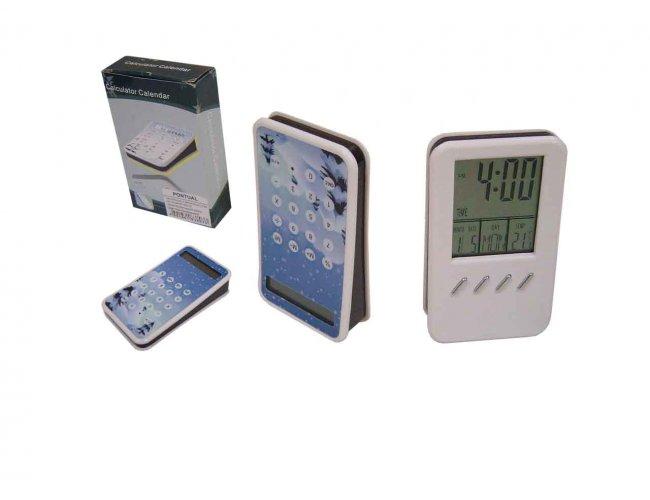 Calculadora com Relógio PT143102