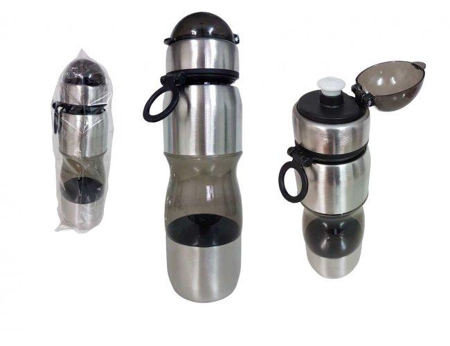 Squeeze Metal / Plástico 600ml PT143192 (MB1705.1020)