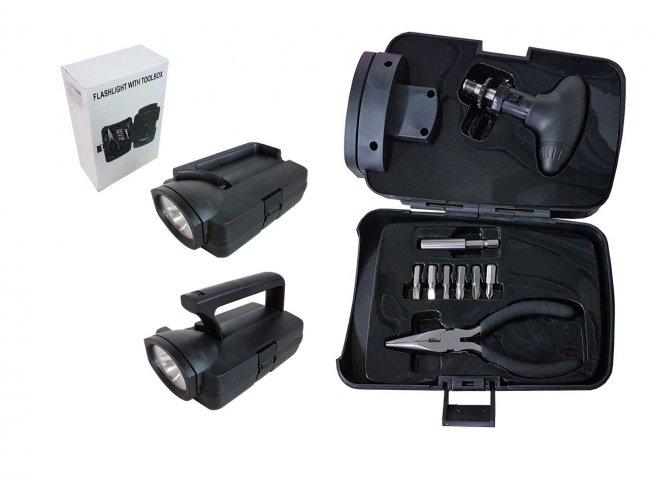 Kit Ferramenta c/ Lanterna PT143220 (MB12115.0719)