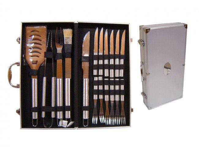 Kit Churrasco XB6597 - PT141200 (MB112950.1018)