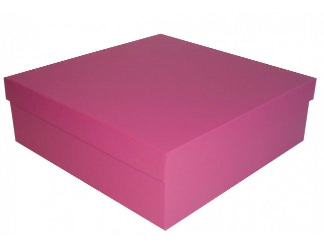 Caixa em cartonagem 24x24x8cm (MB11584)