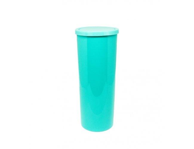 Copo Long Drink com Tampa 320ml  PF1026