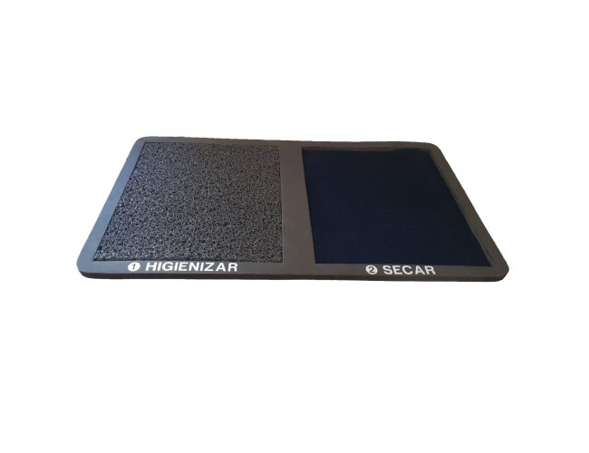 Tapete 3 em 1 Limpa, Higieniza e Seca 70x40cm (MB13300)