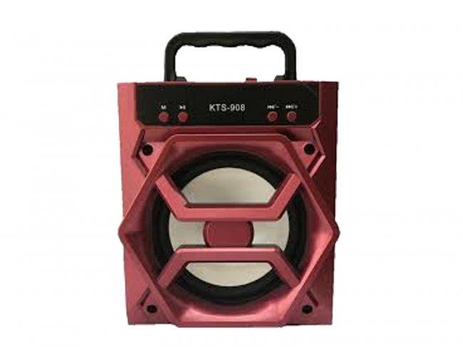 Caixa de Som ZD- KTS908 - Cores Sortidas